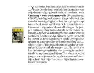 Volkskant bijlage (22 feb. 2014)